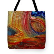 Wet Paint - Run Colors Tote Bag