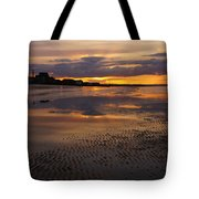Wet Sand And Clouds 2 Tote Bag