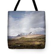 Wet Scotland Tote Bag