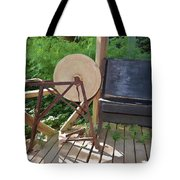 Wet Stone Tote Bag