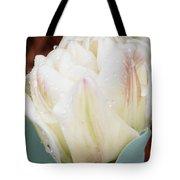 Wet Tulip Tote Bag