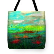 Wetlands Tote Bag