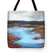 Wetlands Of Washington Tote Bag