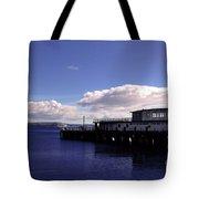 Weymouth Pier Tote Bag