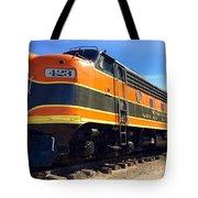 Wgn 423 #3 Tote Bag