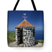 Whale Lookout Spot Tote Bag