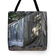 Whalers Cabin Tote Bag