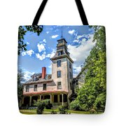 Wharton Mansion Tote Bag