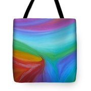What A Colorful World Tote Bag