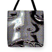 What A Face Tote Bag