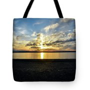 What A Sunset Tote Bag