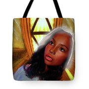 What A Vision Tote Bag