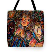 What Are You Looking At-17 Tote Bag