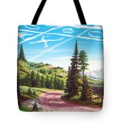 What Can The Poor Deer Do Tote Bag