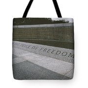 What Does Freedom Cost? Tote Bag