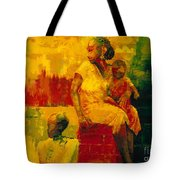 What Is It Ma Tote Bag by Bayo Iribhogbe