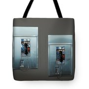 What Is That Dad .... Why It Is A Pay Phone Son Tote Bag