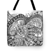 What Is The Soul For? Tote Bag