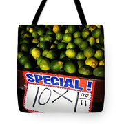 What Lime Shortage? #dontbelievethehype Tote Bag