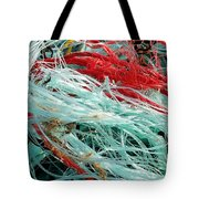 What Makes Lobsters Smile Tote Bag