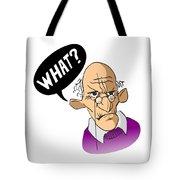 What Tote Bag