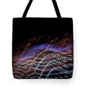 What Music Looks Like Tote Bag