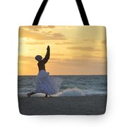 What Saves Our Life Tote Bag