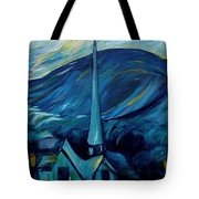 What The Children Learn Tote Bag