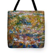 What The Comet Left Tote Bag