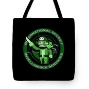 What What? Tote Bag