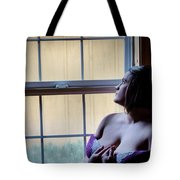 What Will Today Bring Tote Bag