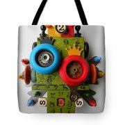 Whatchamahoozi Tote Bag by Jen Hardwick