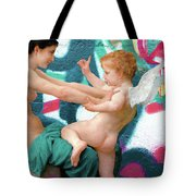 What's Love Got To Do With It Tote Bag