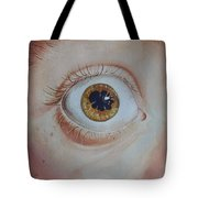 What's The Matter With Uveitis? Tote Bag