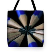 What's The Point Tote Bag by Tracy Hall