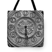 What's The Time Tote Bag