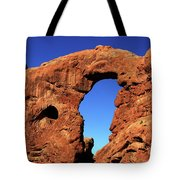 What's Through There Tote Bag