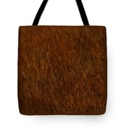 Wheat In The Wind Tote Bag