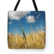 Wheat On The Rhine Tote Bag