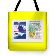 Wheat-shire Theme Park Tote Bag