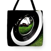 Wheel Art 2 Tote Bag