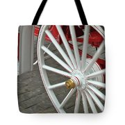 Wheel Motion Tote Bag