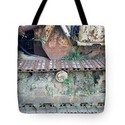 Wheel Of Time Tote Bag