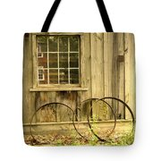 Wheel Rims Tote Bag