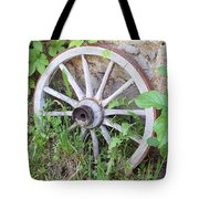 Wheel Walk Tote Bag