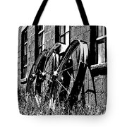 Wheels From The Past Tote Bag