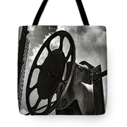 Wheels In The Sky Tote Bag