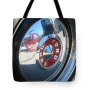 Wheels Tote Bag