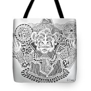 Wheels Of Fortune Tote Bag