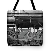 Wheels Of Progress Tote Bag